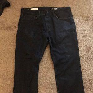 Gap 1969 Men's Jeans, Slim fit. 100% cotton.